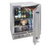 Alfresco 28 Refrigerator (Angle)(Open)(URS-1XE)